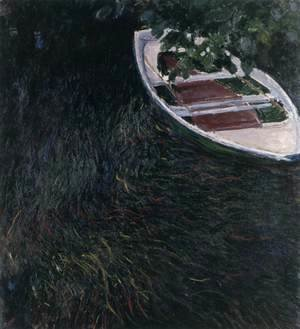 Claude Oscar Monet - The Barque