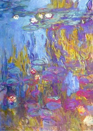 Claude Oscar Monet - Water Lilies 47