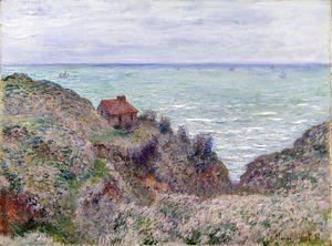 Claude Oscar Monet - Customs House