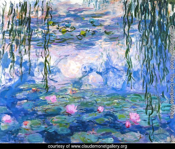 Water Lilies 48
