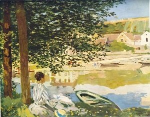 Claude Oscar Monet - Unknown 3