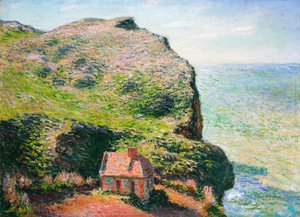 Claude Oscar Monet - The Custom's House