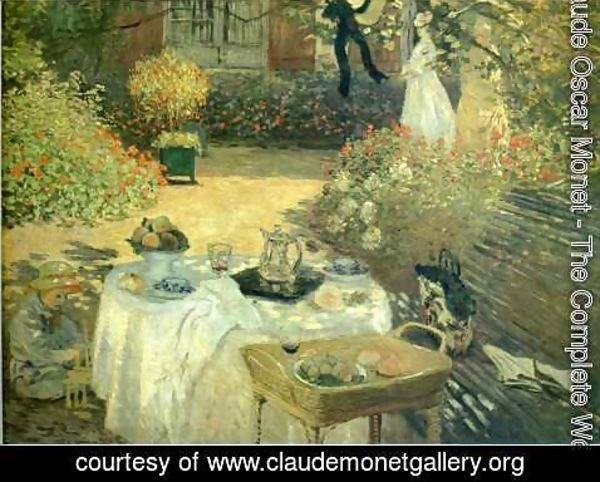 Claude Oscar Monet - Unknown 4