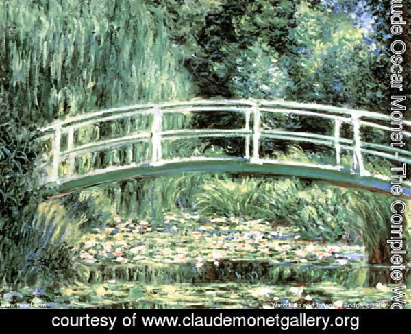 Claude Oscar Monet - Unknown 5