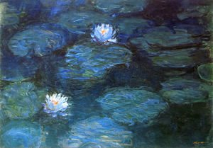 Claude Oscar Monet - Water Lilies 51