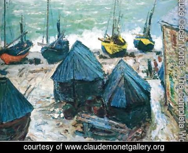 Claude Oscar Monet - Unknown 8