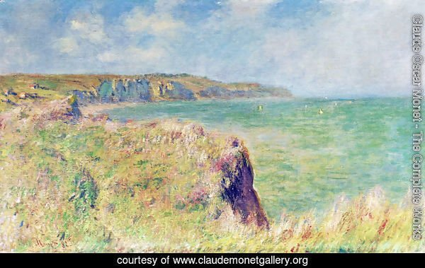 Edge of the Cliff at Pourville 2