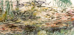 Claude Oscar Monet - Water Lilies 52