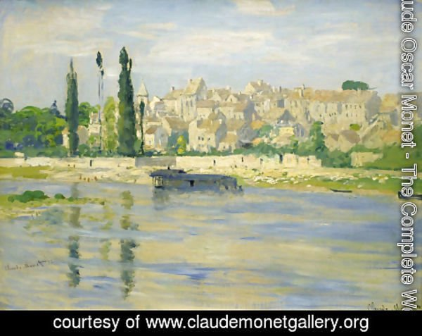 Claude Oscar Monet - Carrieres-Saint-Denis