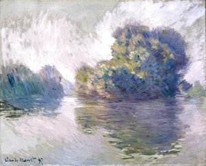 Claude Oscar Monet - Islands at Port-Villez