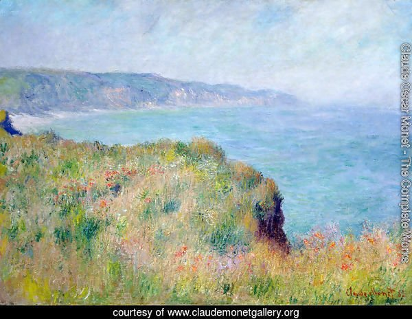 Cliff near Pourville