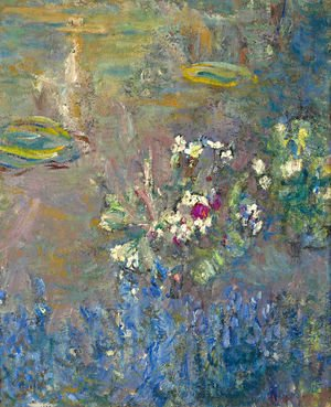 Claude Oscar Monet - Water Lilies 57