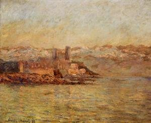 Claude Oscar Monet - Antibes And The Maritime Alps