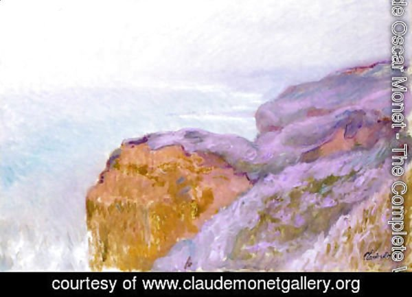 Claude Oscar Monet - At Val Saint Nicolas Near Dieppe In The Morning