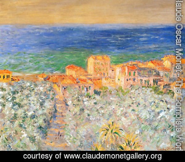 Claude Oscar Monet - Bordighera