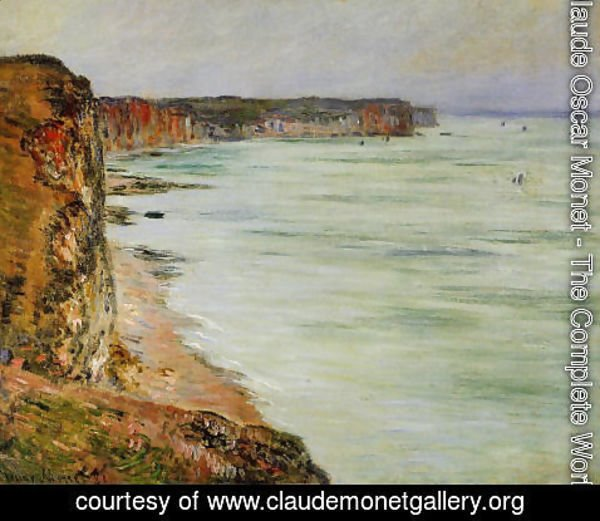 Claude Oscar Monet - Calm Weather  Fecamp
