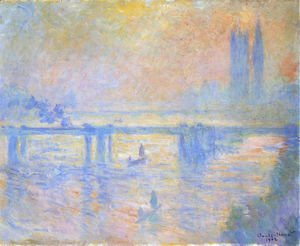 Claude Oscar Monet - Charing Cross Bridge4