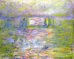 Claude Oscar Monet - Charing Cross Bridge5