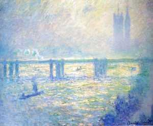 Claude Oscar Monet - Charing Cross Bridge6