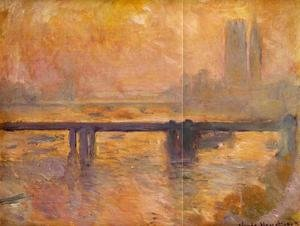 Claude Oscar Monet - Charing Cross Bridge8