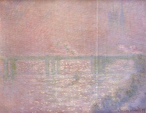 Claude Oscar Monet - Charing Cross Bridge9