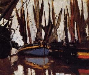 Fishing Boats (study)
