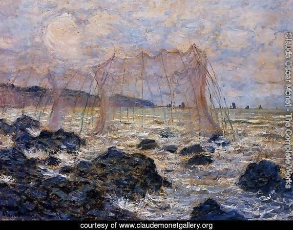 Fishing Nets At Pourville