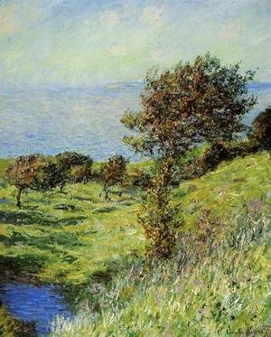 Claude Oscar Monet - Gust Of Wind