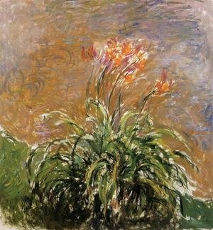 Claude Oscar Monet - Hamerocallis