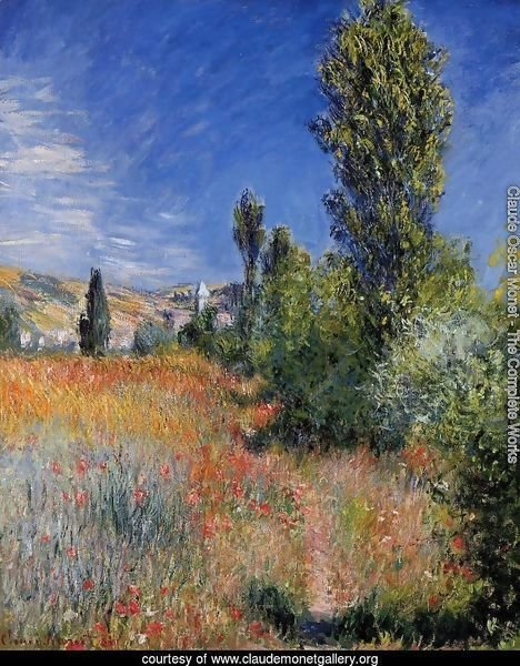 Landscape On The Ile Saint Martin