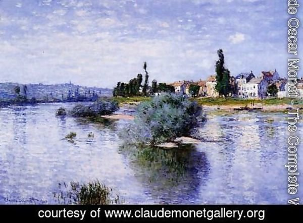 Claude Oscar Monet - Lavacourt