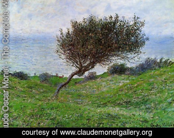 Claude Oscar Monet - On The Coast At Trouville