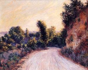 Claude Oscar Monet - Path