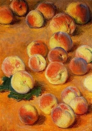 Claude Oscar Monet - Peaches