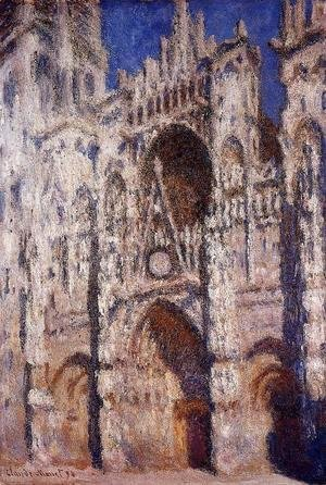 Claude Oscar Monet - Rouen Cathedral2