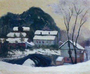 Claude Oscar Monet - Sandviken  Norway