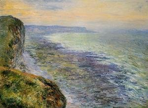 Claude Oscar Monet - Seascape Near Facamp