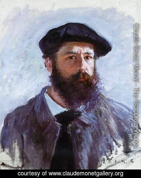Claude Oscar Monet The Complete Works