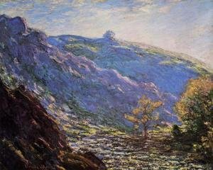 Claude Oscar Monet - Sunlight On The Petit Cruese