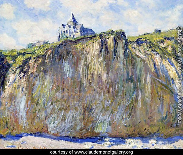 The Church At Varengeville