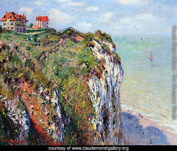 The Cliff At Dieppe