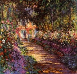 The Flowered Garden
