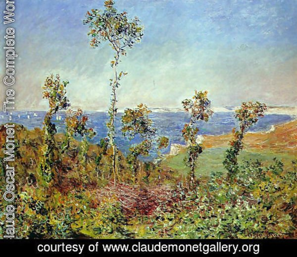 Claude Oscar Monet - The Fonds At Varengeville