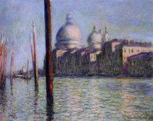 Claude Oscar Monet - The Grand Canal