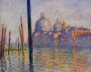 Claude Oscar Monet - The Grand Canal4