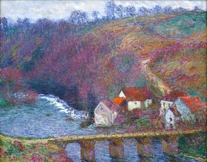 Claude Oscar Monet The Complete Works The Green Wave