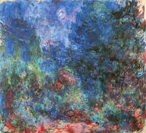 Claude Oscar Monet - The House Seen From The Rose Garden2
