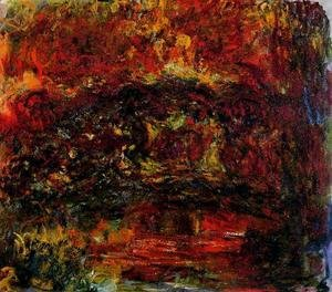 Claude Oscar Monet - The Japanese Bridge2