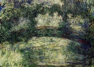 Claude Oscar Monet - The Japanese Bridge3