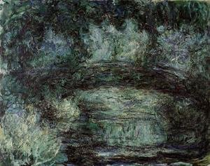 Claude Oscar Monet - The Japanese Bridge4